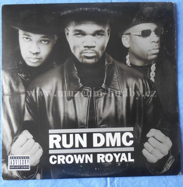 "Run-DMC: Crown Royal - Vinyl(33"" LP)"
