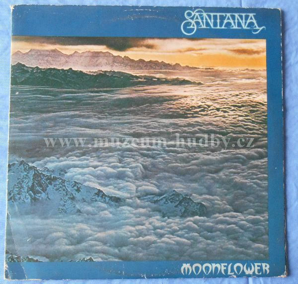 "Santana: Moonflower - Vinyl(33"" LP)"