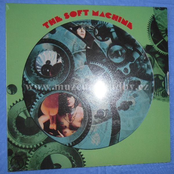 "Soft Machine: The Soft Machine - Vinyl(33"" LP)"