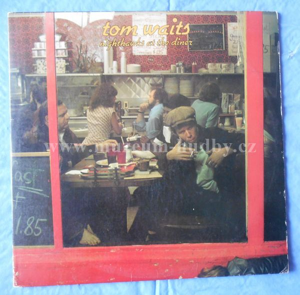 "Tom Waits: Nighthawks At The Diner - Vinyl(33"" LP)"