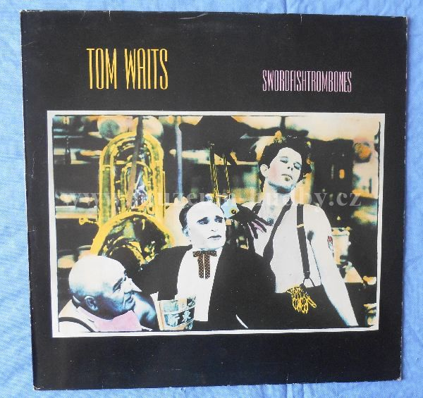 "Tom Waits: Swordfishtrombones - Vinyl(33"" LP)"