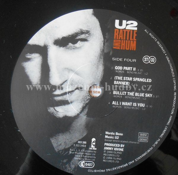 Sterling Magee U2
