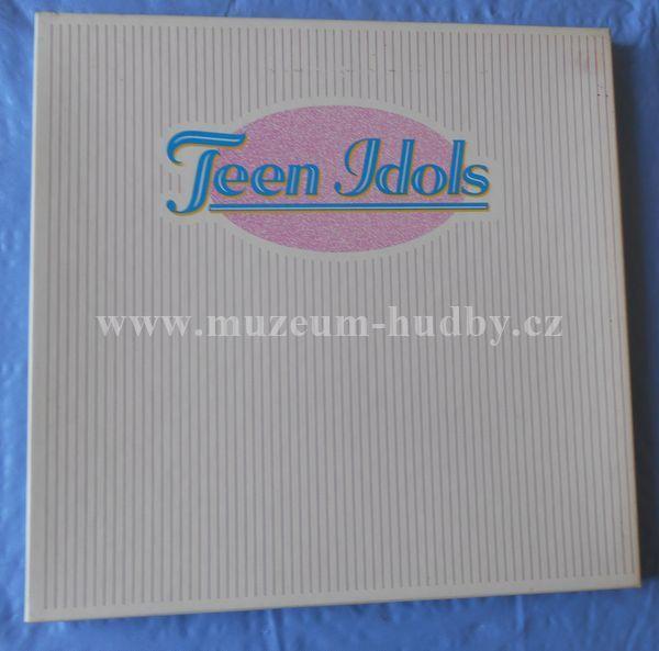 "Dion / Fabian / Frankie Avalon / Johnny Tillotson / Bobby Vee / Neil Sedaka: Teen Idols - Vinyl(33"" LP)"