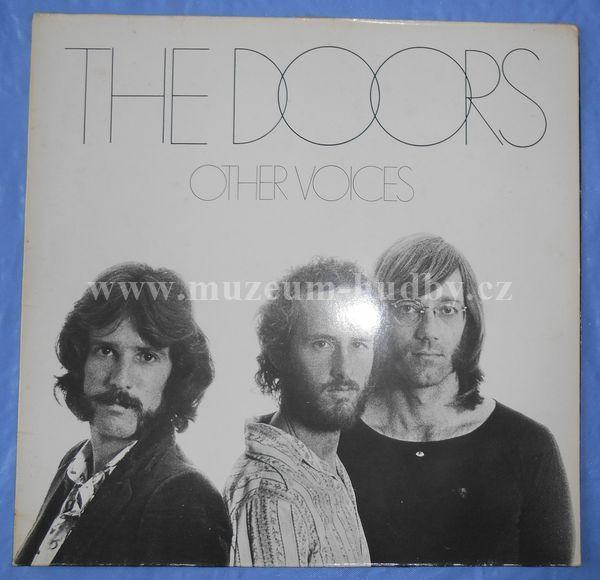 """Doors: Other Voices - Vinyl(33"""" LP)"""