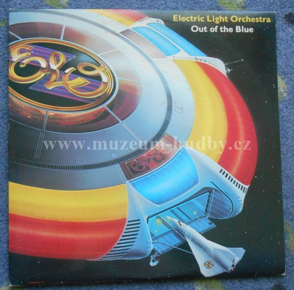 "Electric Light Orchestra: Out Of The Blue - Vinyl(33"" LP)"