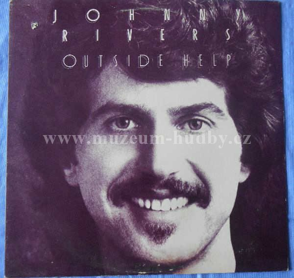 "Johnny Rivers: Outside Help - Vinyl(33"" LP)"