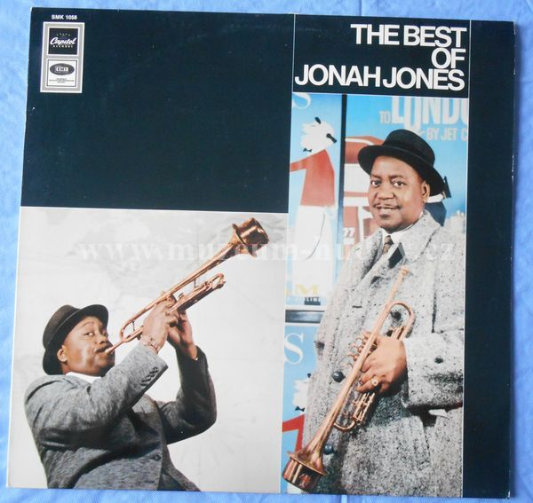 "Jonah Jones: The Best Of - Vinyl(33"" LP)"