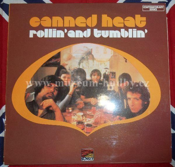 "Canned Heat: Rollin' And Tumblin' - Vinyl(33"" LP)"