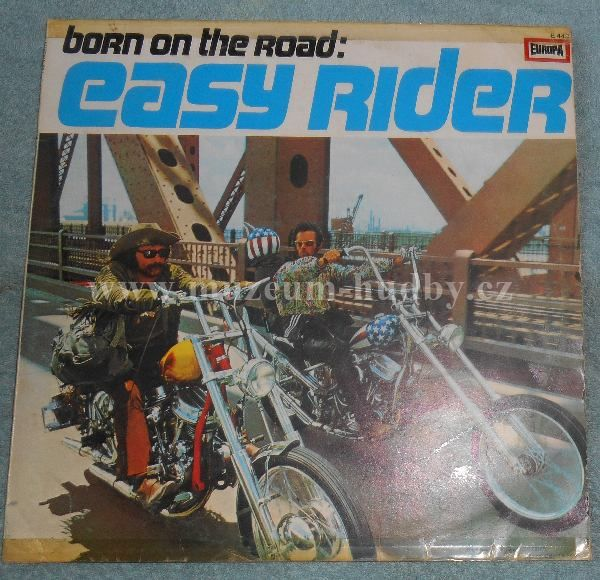 "Electric Food / Black Kids / Ten O'Clock Bubble Gum Train: Born On The Road: Easy Rider - Vinyl(33"" LP)"