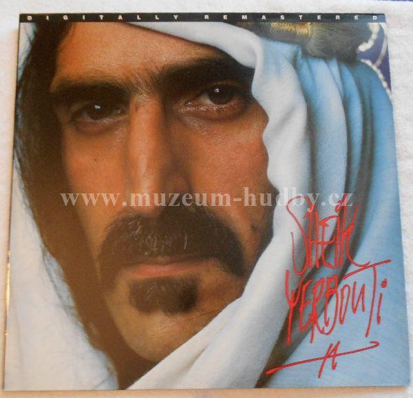 "F rank Zappa: Sheik Yerbouti - Vinyl(33"" LP)"