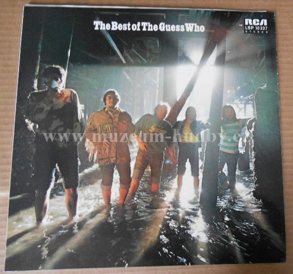 """Guess Who: The Best Of The Guess Who - Vinyl(33"""" LP)"""