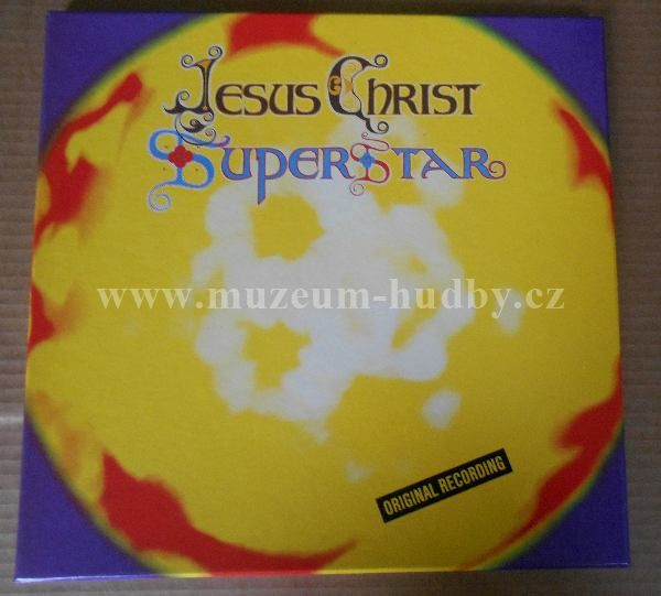 "Jesus Christ Superstar IAN GILLAN - [DEEP PURPLE]: Jesus Christ Superstar - Vinyl(33"" LP)"