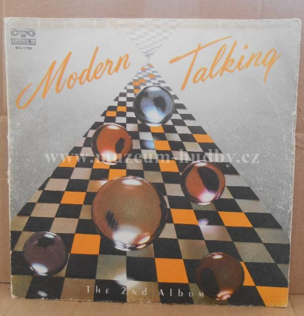 Modern Talking Let S Talk About Love The 2nd Album