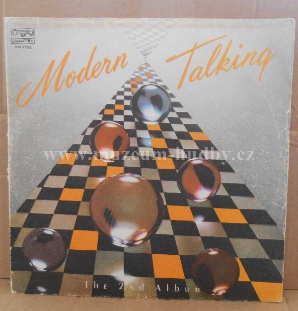 Modern Talking Album Modern Talking-let's Talk