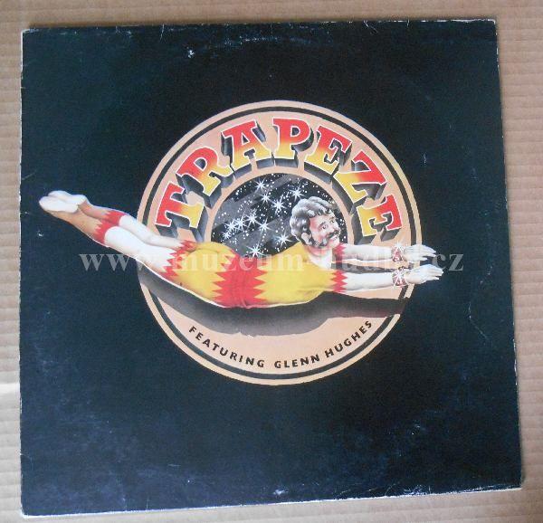 "Trapeze Featuring Glenn Hughes: The Final Swing - Vinyl(33"" LP)"