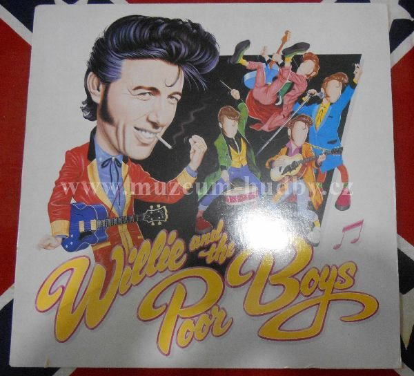 "Willie And The Poor Boys: Willie And The Poor Boys - Vinyl(33"" LP)"