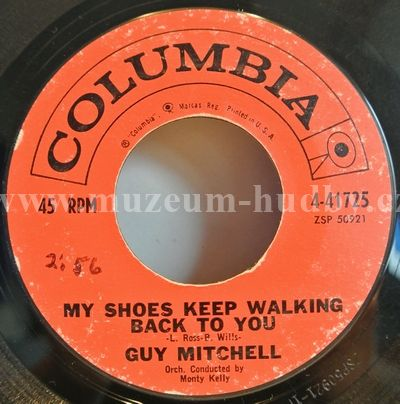 mitchell silver moon upon the golden sands my shoes