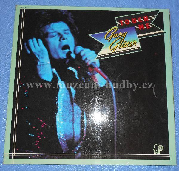 "Gary Glitter: Touch Me - Vinyl(33"" LP)"