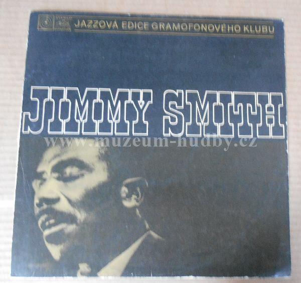 "Jimmy Smith: Jazzový Varhaník - Vinyl(33"" LP)"
