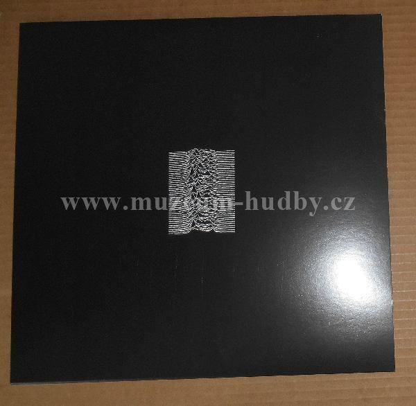 """Joy Division: Unknown Pleasures - Vinyl(33"""" LP)"""