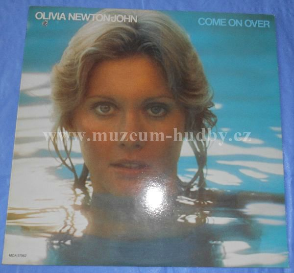 "Olivia Newton-John: Come On Over - Vinyl(33"" LP)"