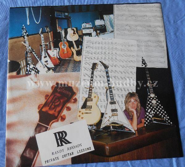 Ozzy Osbourne Randy Rhoads Tribute Online Vinyl Shop