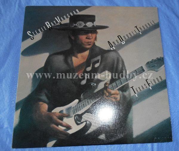"Stevie Ray Vaughan And Double Trouble: Texas Flood - Vinyl(33"" LP)"