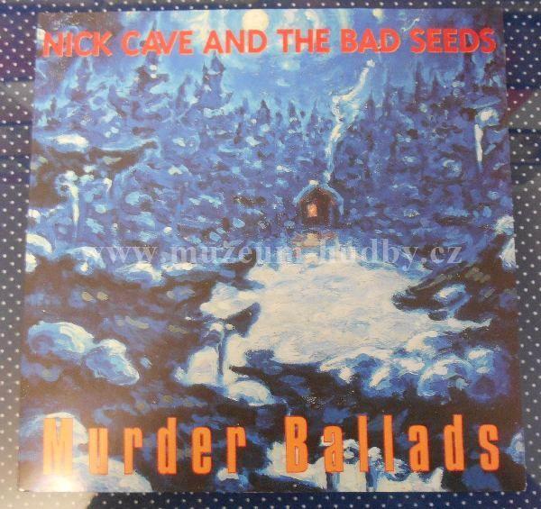 "Nick Cave and The Bad Seeds: Murder Ballads - Vinyl(33"" LP)"