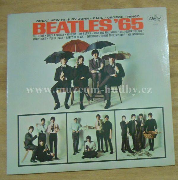 "Beatles: Beatles '65 - Vinyl(33"" LP)"