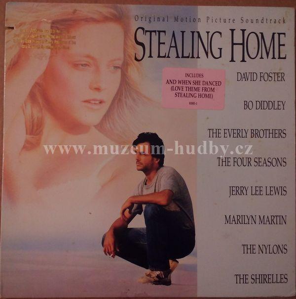 "David Foster / Jerry Lee Lewis / Bo Diddley / ...: Stealing Home (Original Motion Picture Soundtrack) - Vinyl(33"" LP)"