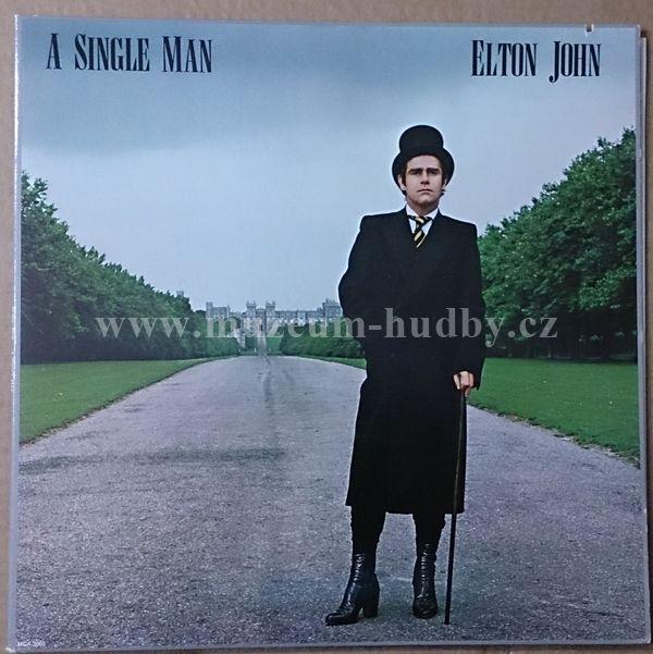 """Elton John: A Single Man - Vinyl(33"""" LP)"""