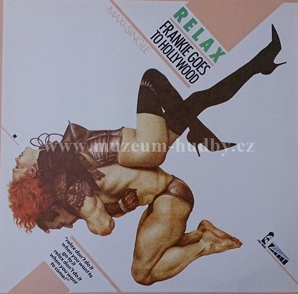 """Frankie Goes To Hollywood: Relax - Vinyl(12"""" Maxi)"""