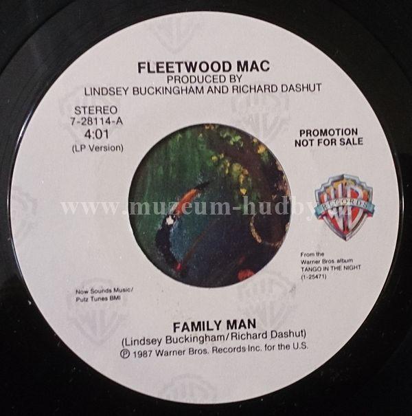 "Fleetwood Mac: Family Man - Vinyl(45"" Single)"