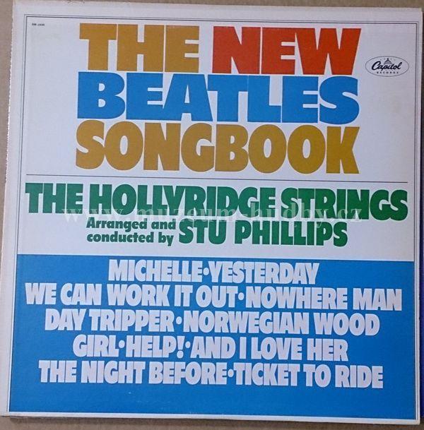 "Hollyridge Strings, The: The New Beatles Song Book - Vinyl(33"" LP)"