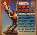 Joe Cocker / The Animals / Dr. John / Ten Years After / ...-40 Rock Heroes
