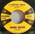 Johnny Mathis With Ray Ellis And His Orchestra