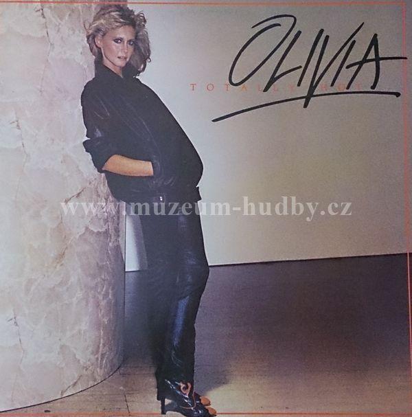 "Olivia Newton-John: Totally Hot - Vinyl(33"" LP)"