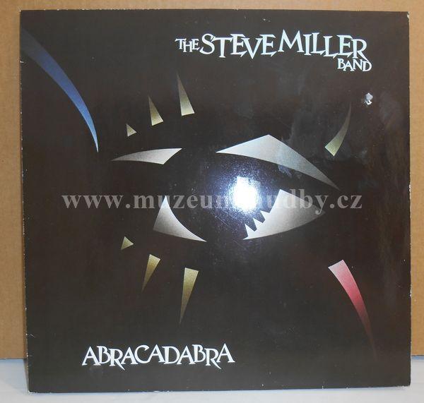 """Steve Miller Band: Abracadabra - Vinyl(33"""" LP)"""