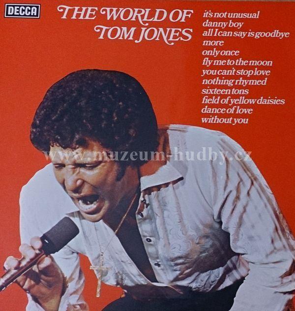 """Tom Jones: The World Of Tom Jones - Vinyl(33"""" LP)"""