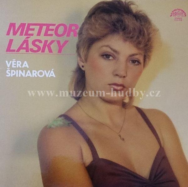"""Vera Spinarova: Meteor Lasky - Vinyl(33"""" LP)"""