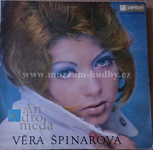 """Vera Spinarova: Andromeda - Vinyl(33"""" LP)"""