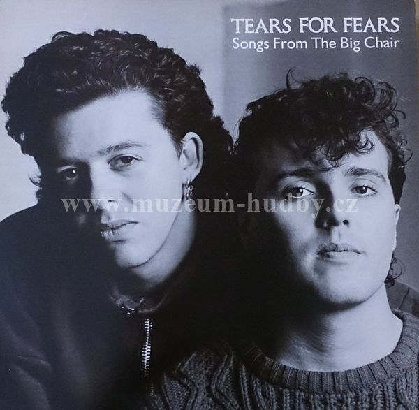 """Tears For Fears: Songs From The Big Chair - Vinyl(33"""" LP)"""
