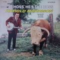 Harold Morrison ‎– Hoss, He's the Boss