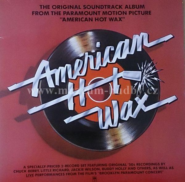"American Hot Wax [V zajeti rytmu]: The Original Soundtrack Album From The Paramount Motion Picture - Vinyl(33"" LP)"