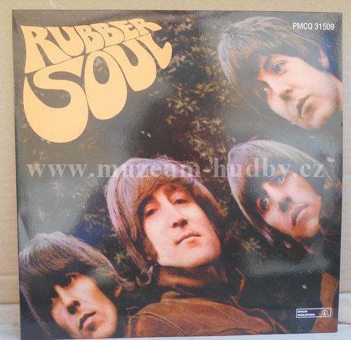 """Beatles: Rubber Soul - Vinyl(33"""" LP)"""
