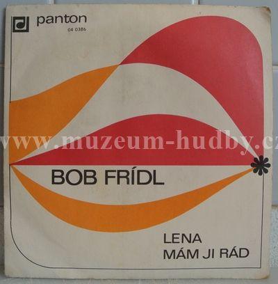 Bob Frídl - Abeceda