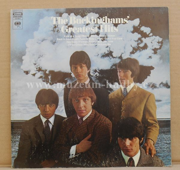 "Buckinghams: Greatest Hits - Vinyl(33"" LP)"