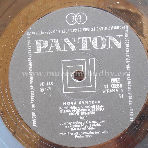 Blue Effect Nov 225 Synt 233 Za New Synthesis Online Vinyl