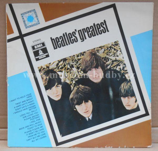 "Beatles: Beatles Greatest - Vinyl(33"" LP)"