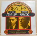 Bach / Janos Starker, Gyorgy Sebok-Three Sonatas For Cello And Piano